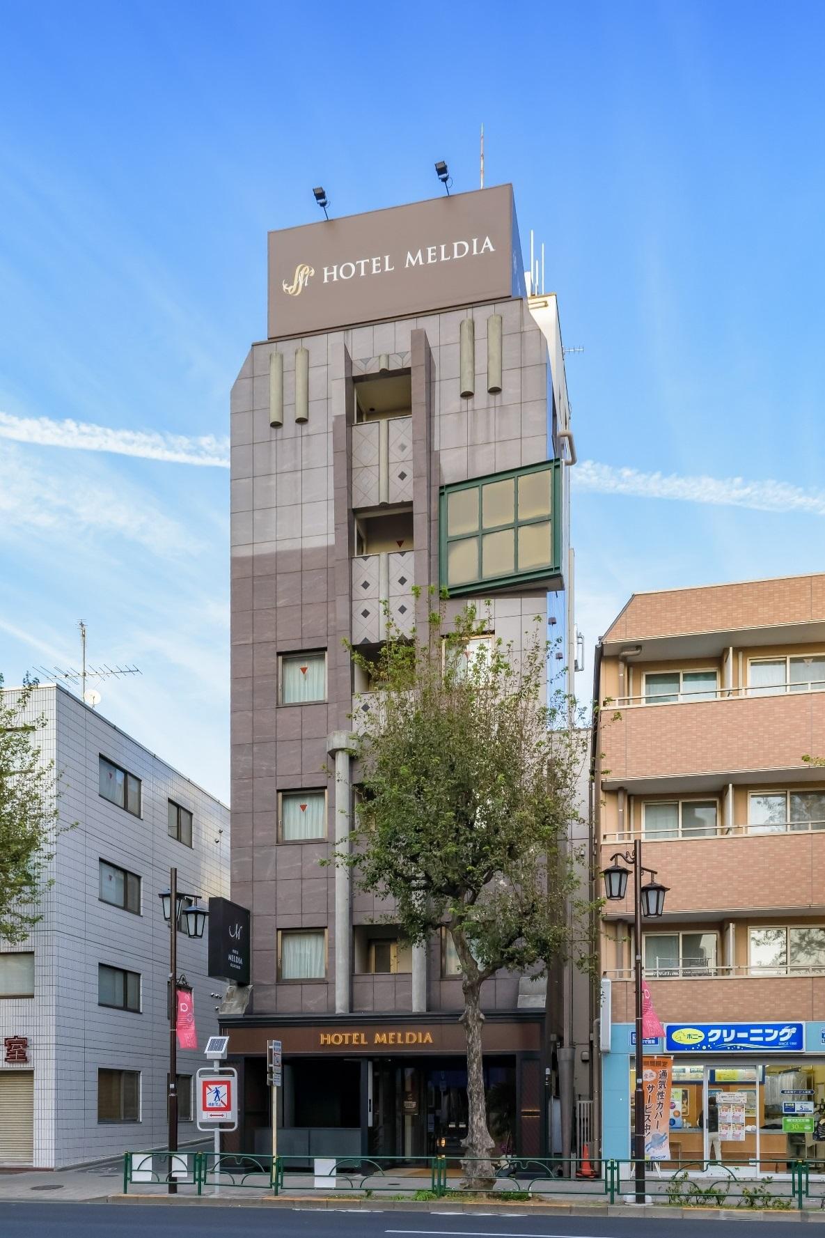 ホテル メルディア 荻窪(旧:クラブイン荻窪)