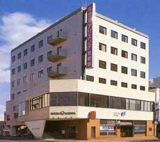 ビジネスホテル アジェンダ駅前館