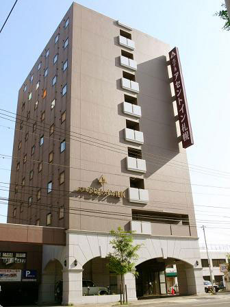 ホテル アセントイン札幌...
