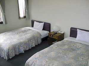 甲府プリンスホテル 朝日館の客室の写真