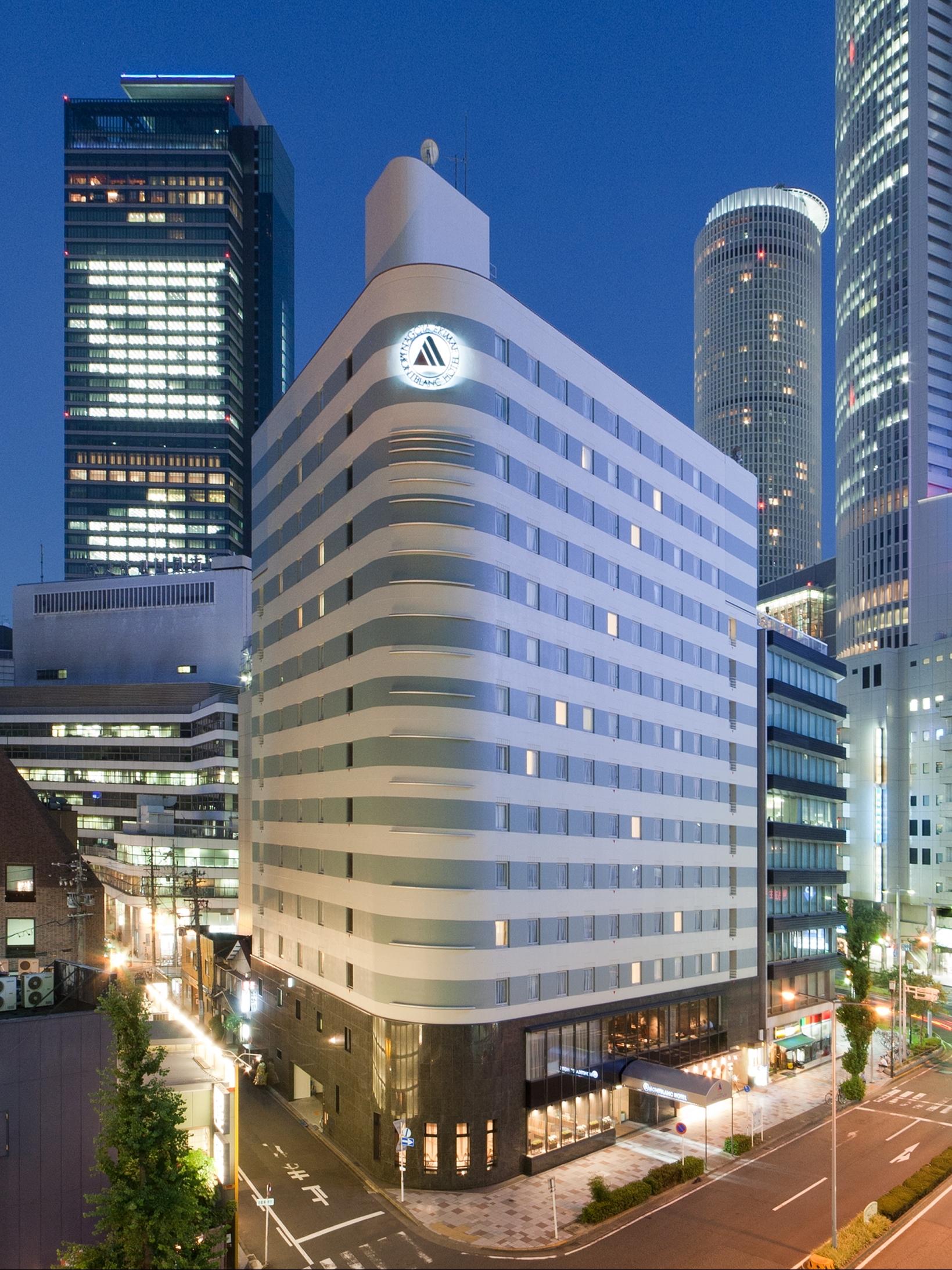 名古屋駅前モンブランホテル...