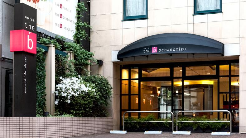 ザ・ビー 東京 お茶の水