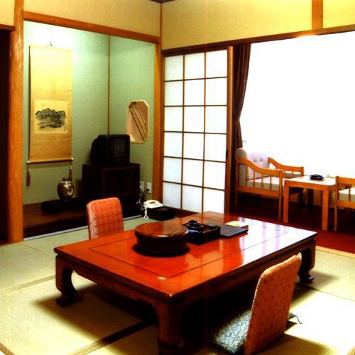 鳥取温泉 しいたけ会館 対翠閣 画像