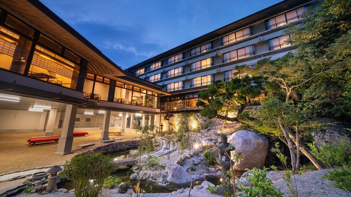 宮島(厳島)近辺で女性の一人旅におすすめのホテル