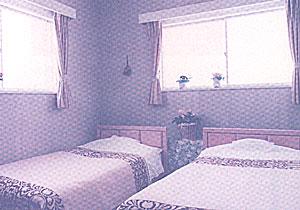 ペンション ミルキーメイ<長野県>の客室の写真