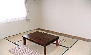 ペンション シエスタの客室の写真