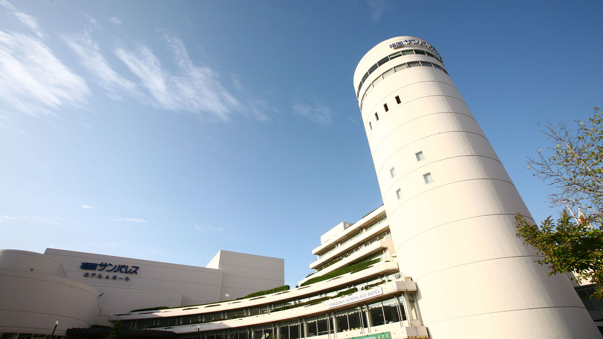 福岡サンパレスホテル&ホール...