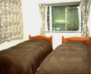 ペンション 森のかくれんぼうの客室の写真