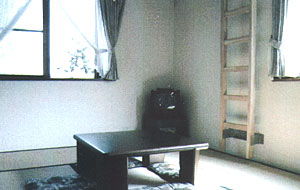 ペンション サラダ館の客室の写真