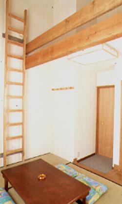 ペンション 童夢(ど〜む)の客室の写真