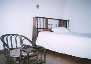いかるがホテルの客室の写真