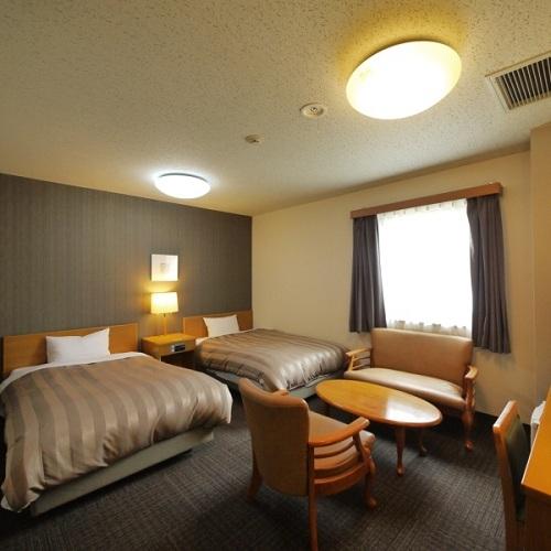 ホテルルートイン東京池袋の客室の写真