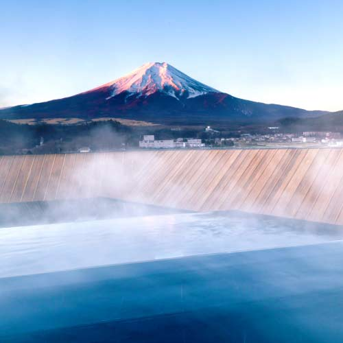 富士山温泉 ホテル鐘山苑 画像