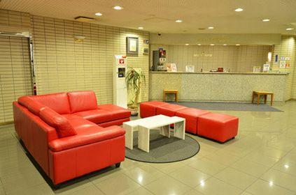 ホテルニュー埼玉の客室の写真