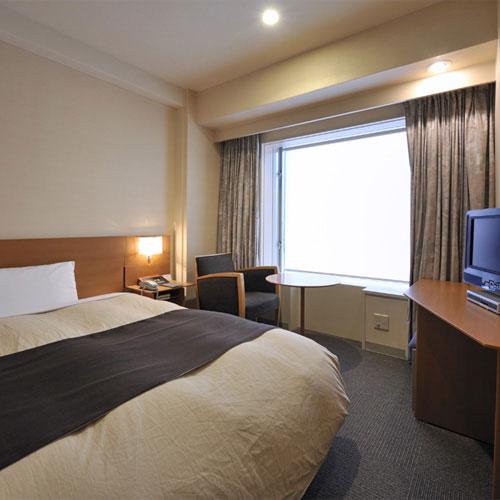 ホテルクラウンパレス北九州の客室の写真