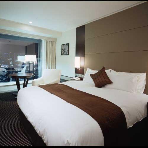 品川プリンスホテルの客室の写真