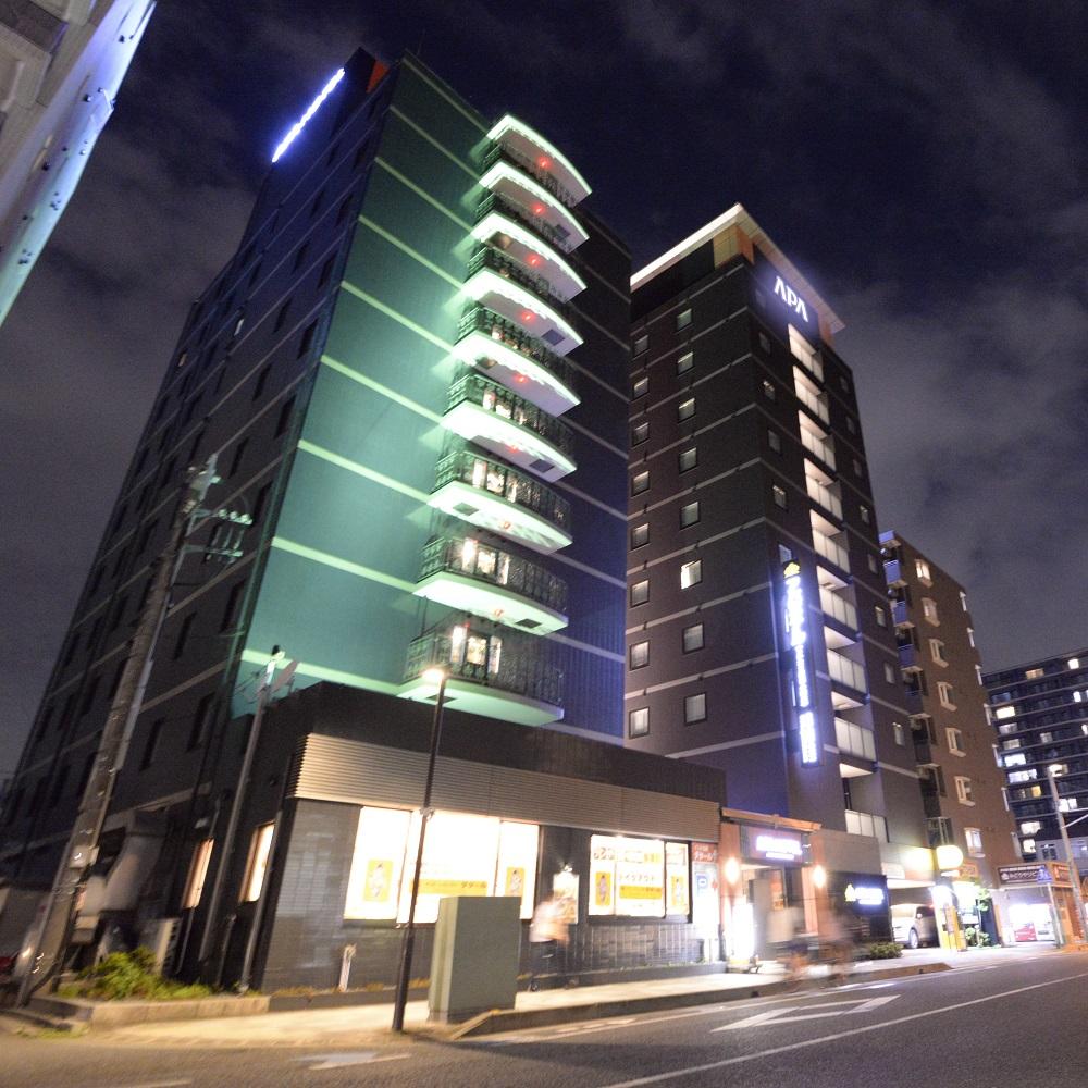 アパホテル〈さいたま新都心駅北〉