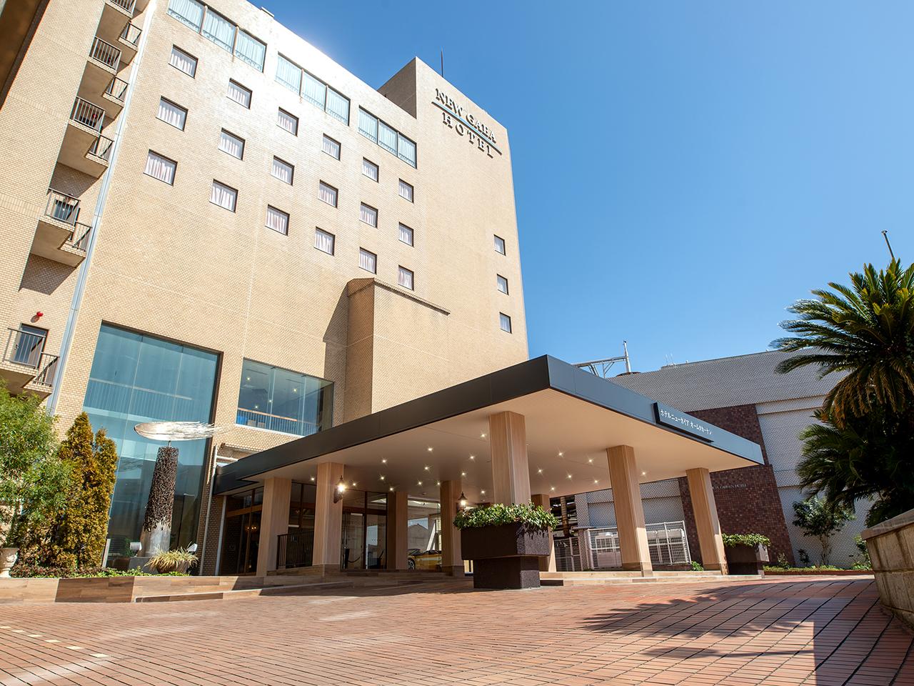 ホテルニューガイア オームタガーデン