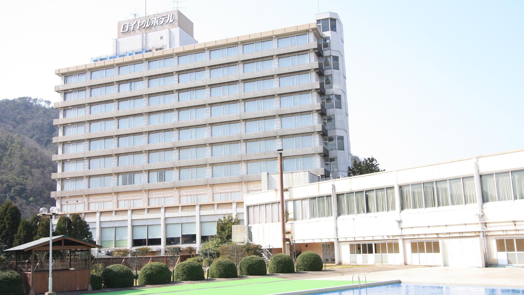 三朝温泉 三朝ロイヤルホテル