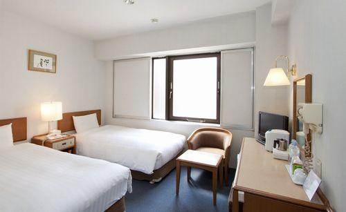スマイルホテル日本橋三越前の客室の写真