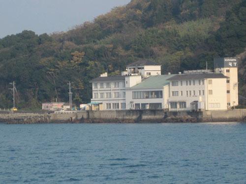 熊本・天草で美味しい海老が食べれる宿