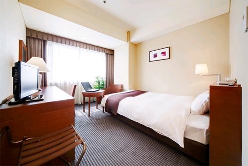 名鉄グランドホテルの客室の写真