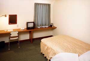 瑞穂アーバンホテルの客室の写真