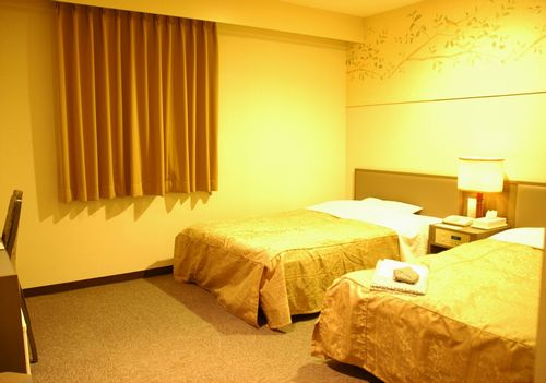 ホテル ハートイン函館