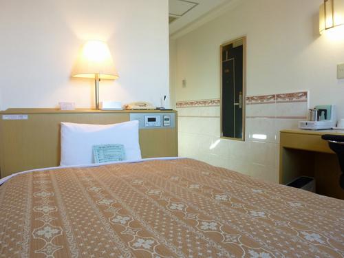 徳山第一ホテルの客室の写真