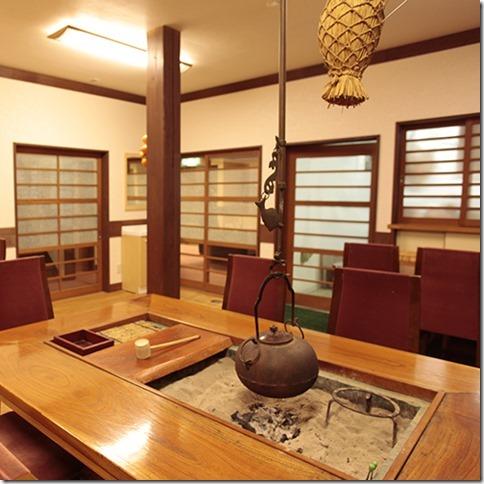 野沢温泉 信州サーモン、岩魚、鯉、鱒料理のお宿 ふぶき 画像