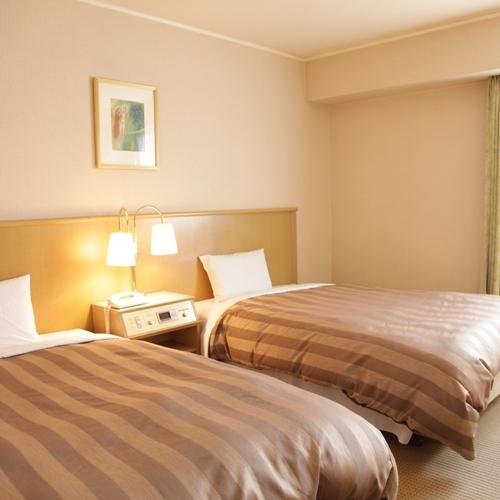 アークホテルロイヤル福岡天神 -ルートインホテルズ-の客室の写真