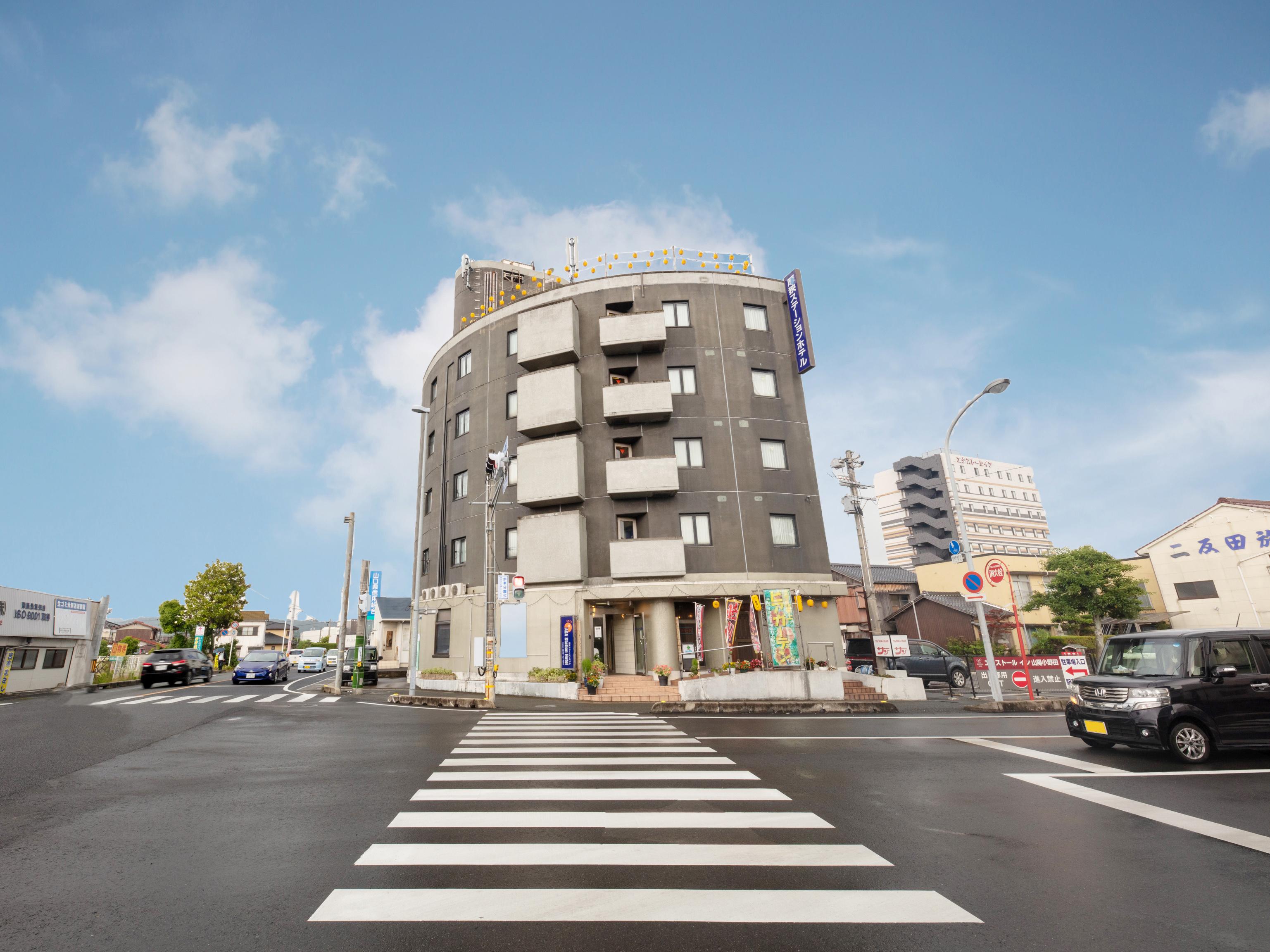 OYO 厚狭ステーションホテル 山陽小野田