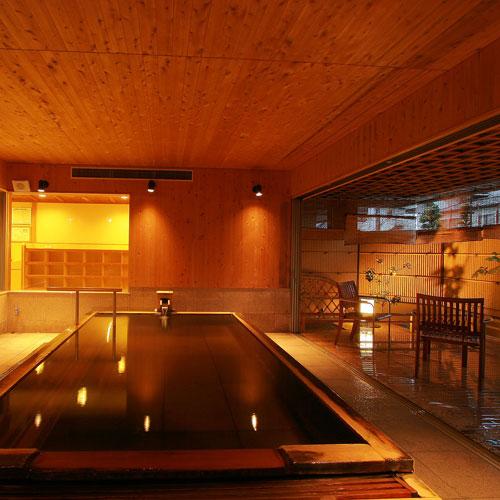 上諏訪温泉 かけ流し源泉の宿 渋の湯 画像