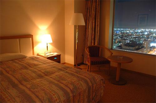 グランドホテルニュー王子の客室の写真