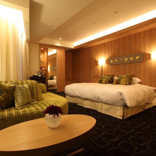ホテル日航金沢の客室の写真