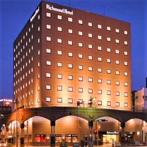 リッチモンドホテル鹿児島金生町の施設画像