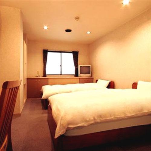 桜旅館の客室の写真