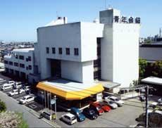 佐賀県青年会館の外観