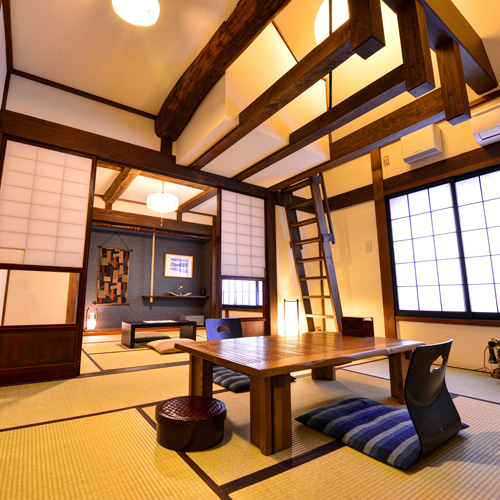 料理旅館 奥飛騨山草庵 饗家(きょうや) 画像