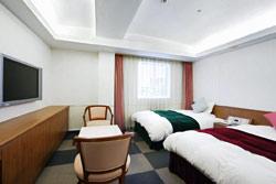 ホテルディアモント新潟 の部屋