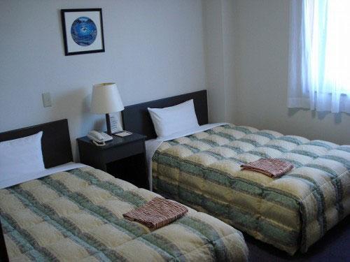 ホテルルートイン糸魚川の客室の写真