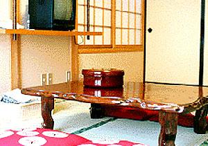 草津温泉 ペンション五郎次の客室の写真