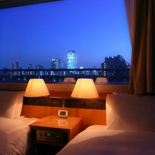 アパホテル〈東京板橋駅前〉の客室の写真