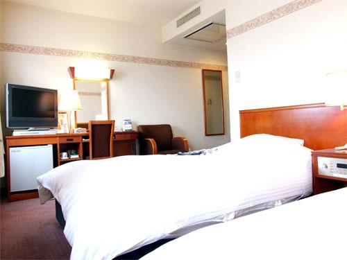 アパホテル<大垣駅前>の客室の写真