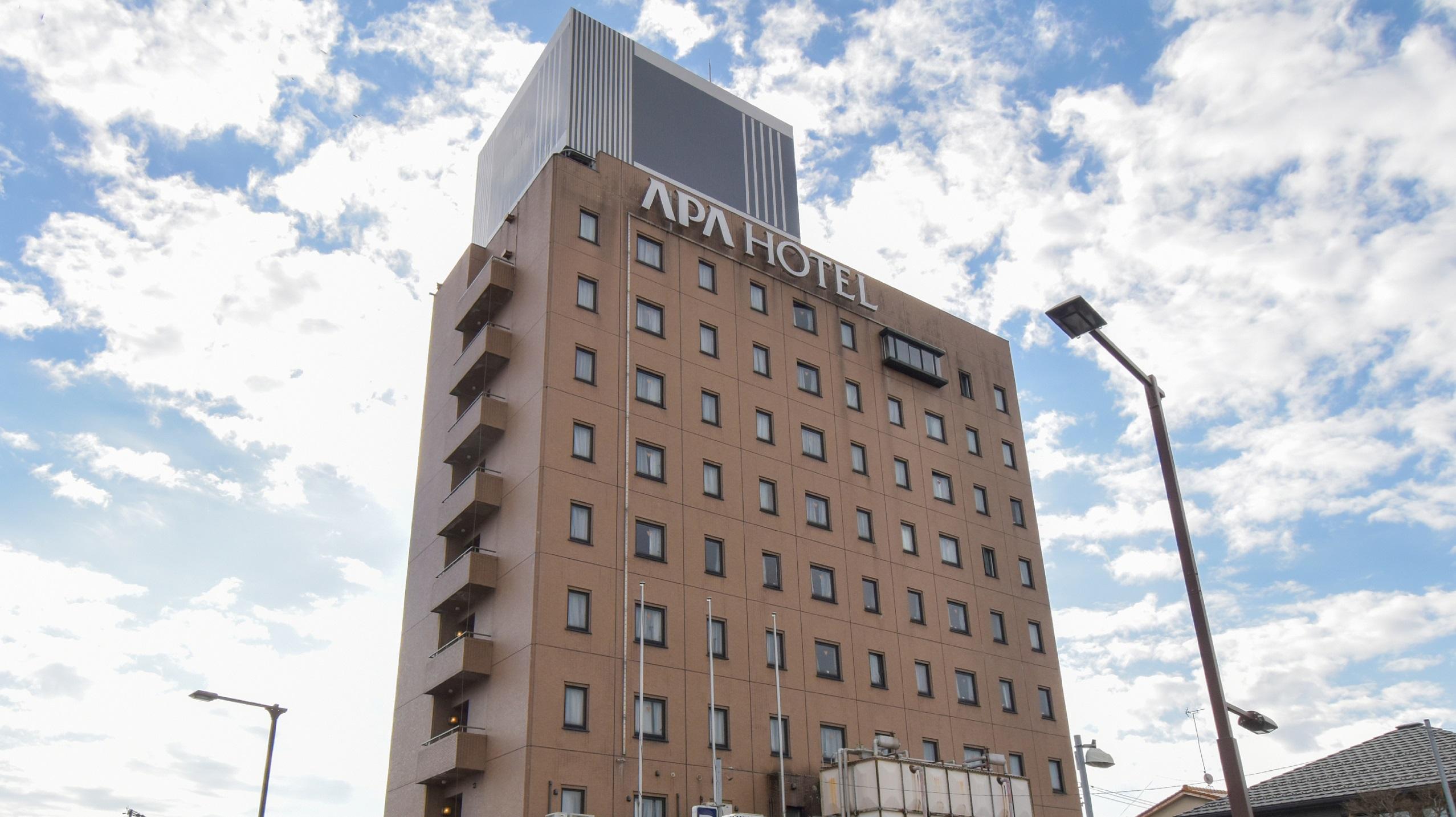 アパホテル<金沢片町>(全室禁煙)