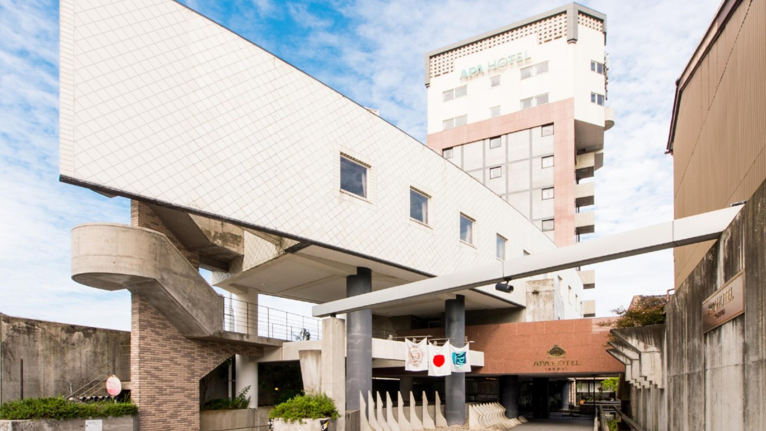 アパホテル<金沢野町>...