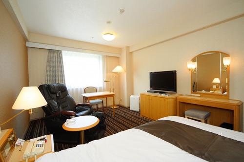 松山東急REIホテルの客室の写真