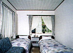 ペンション ビア・ステラの客室の写真