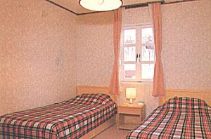 オーベルジュ・ド・バレブランシュの客室の写真