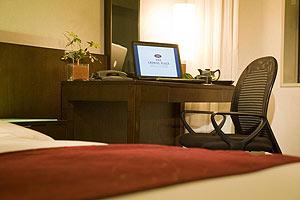 ANAクラウンプラザホテル成田の客室の写真